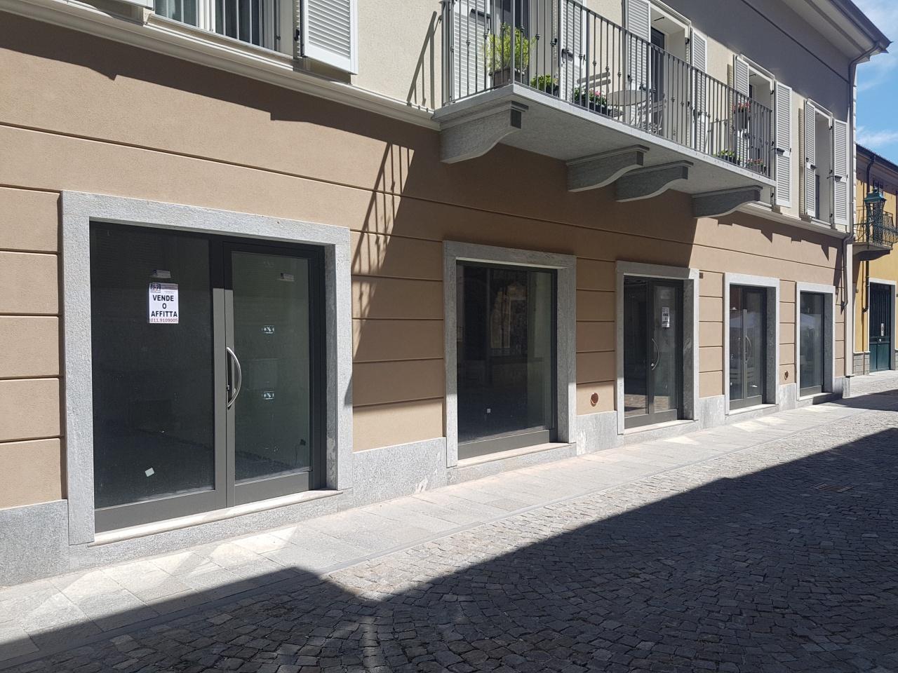 Negozio / Locale in affitto a Chivasso, 3 locali, Trattative riservate | CambioCasa.it
