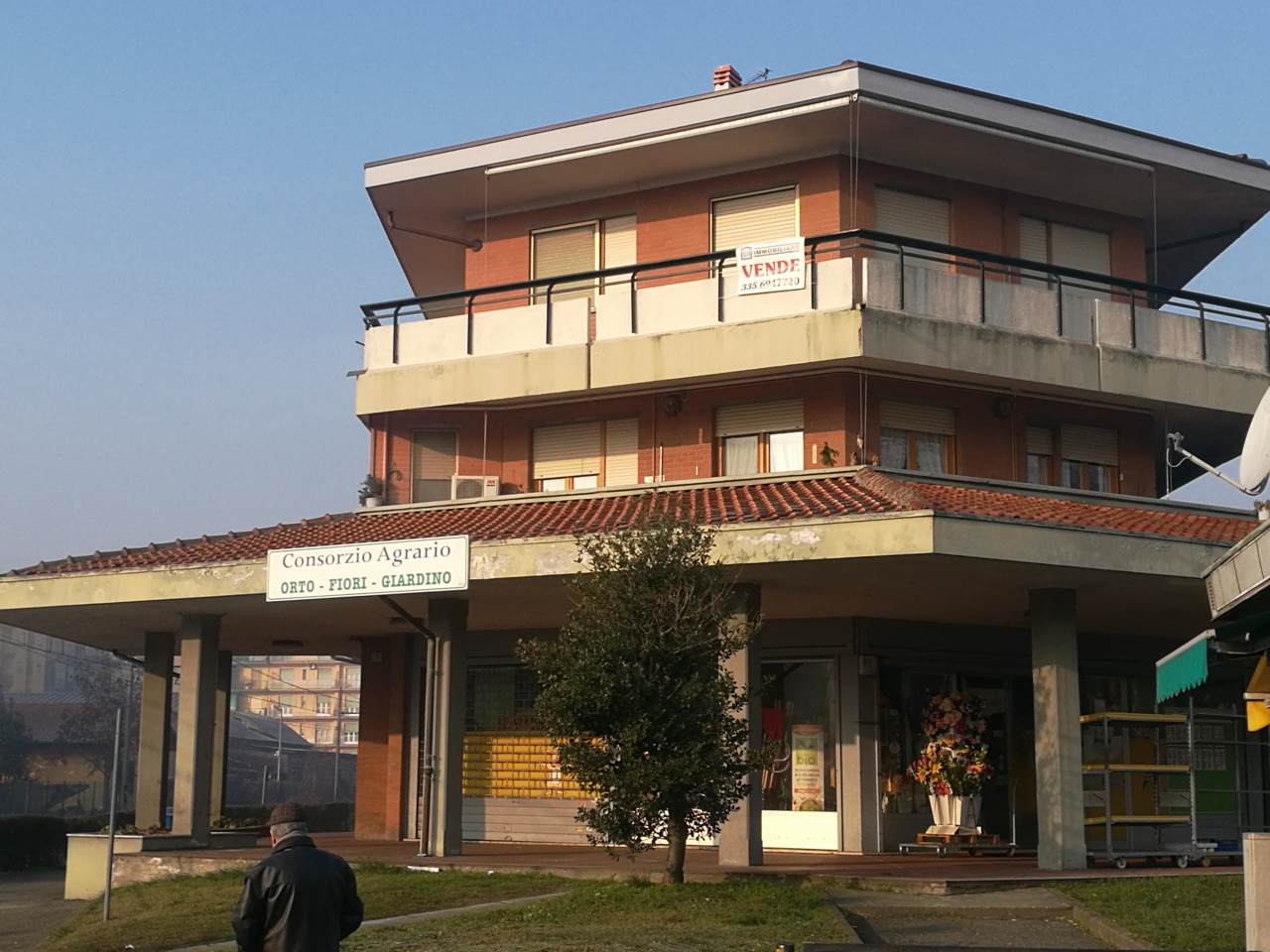 Appartamento in vendita a Crescentino, 6 locali, prezzo € 64.000 | PortaleAgenzieImmobiliari.it