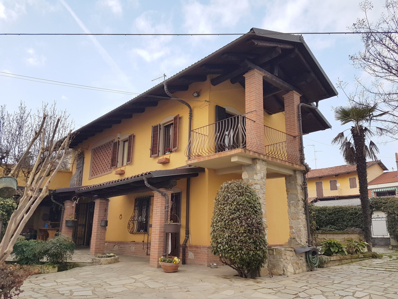 Soluzione Indipendente in vendita a Verrua Savoia, 4 locali, prezzo € 185.000 | PortaleAgenzieImmobiliari.it