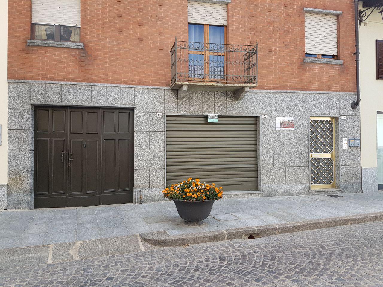 Negozio / Locale in affitto a Saluggia, 1 locali, prezzo € 370 | PortaleAgenzieImmobiliari.it