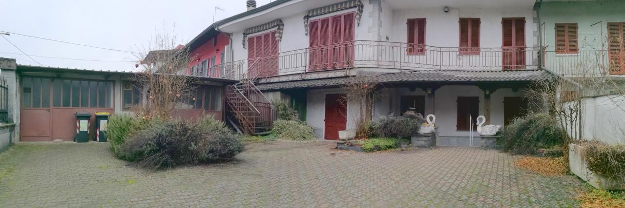 Soluzione Indipendente in vendita a Verolengo, 8 locali, prezzo € 169.000 | PortaleAgenzieImmobiliari.it