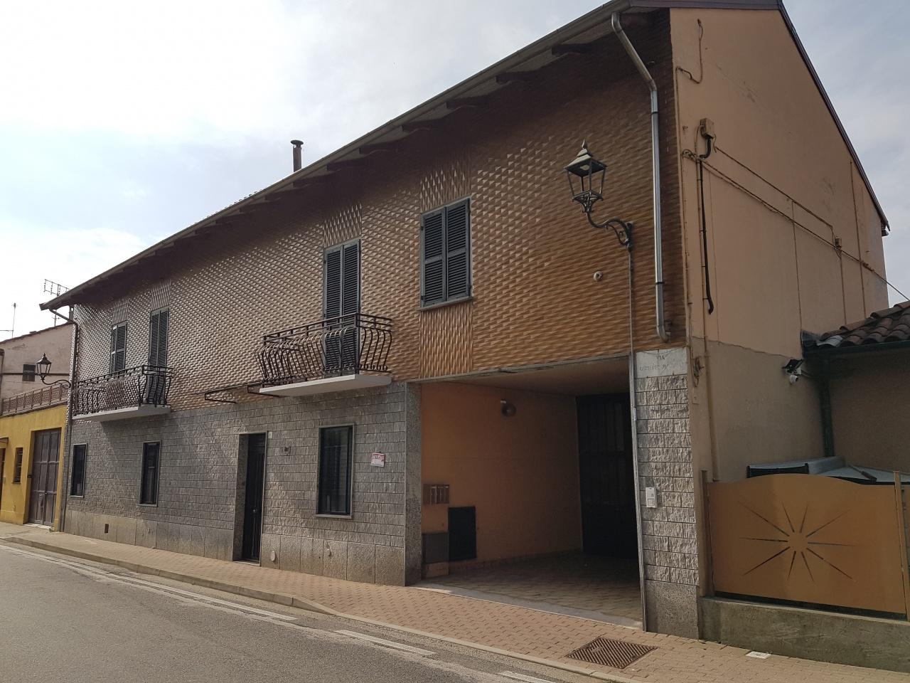 Appartamento in affitto a Torrazza Piemonte, 2 locali, prezzo € 270 | CambioCasa.it