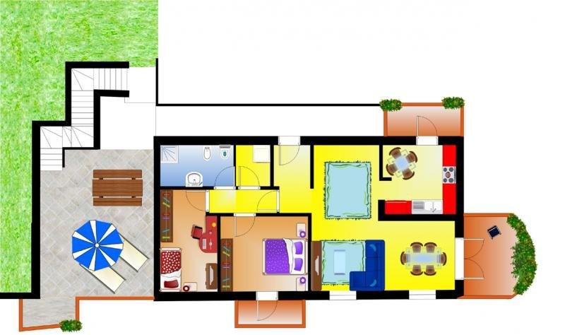 Villa in vendita a Muggia, 4 locali, prezzo € 499.000 | Cambio Casa.it