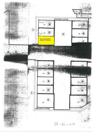 Box/Posto auto TRIESTE COD. 19/19BIS