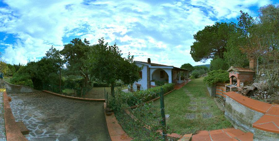 Villa singola MARCIANA CI792