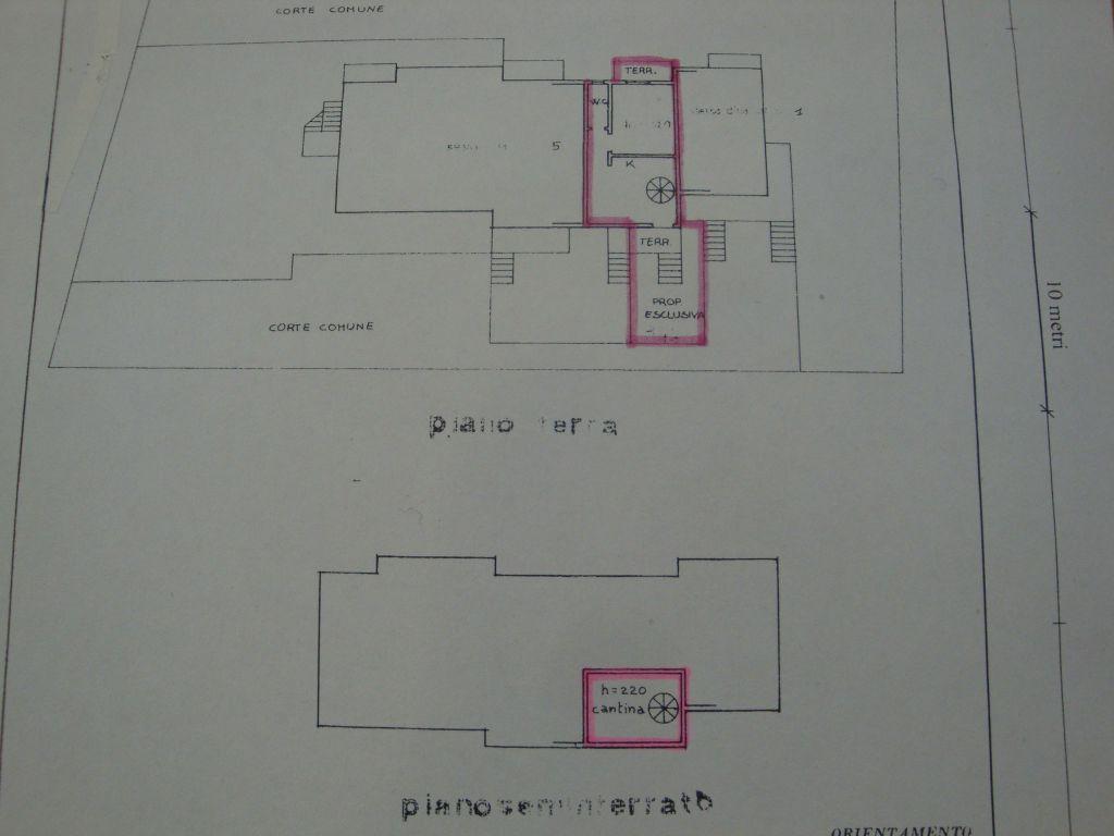 Vendita  bilocale Rosignano Marittimo  1 1103491