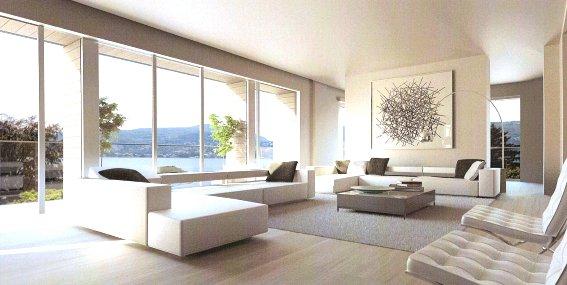 vendita appartamento como 6 400  tratt. ris.
