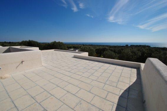 Villa quadrilocale in vendita a Castrignano del Capo (LE)