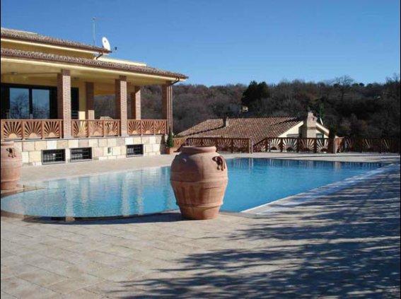 Villa in Vendita a Trevignano Romano