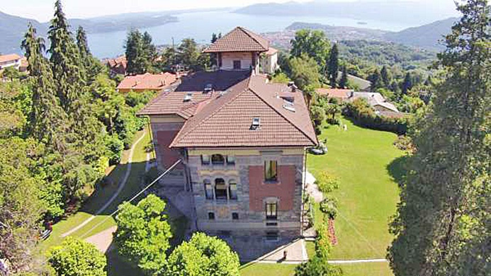 Villa singola VERBANIA BEE780