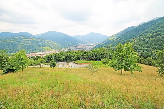 Terreno Edificabile Comm.le/Ind.le in vendita a Gazzaniga, 9999 locali, prezzo € 274.000   PortaleAgenzieImmobiliari.it