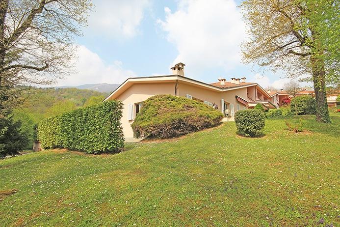Villa 6 locali in vendita a Almenno San Bartolomeo (BG)