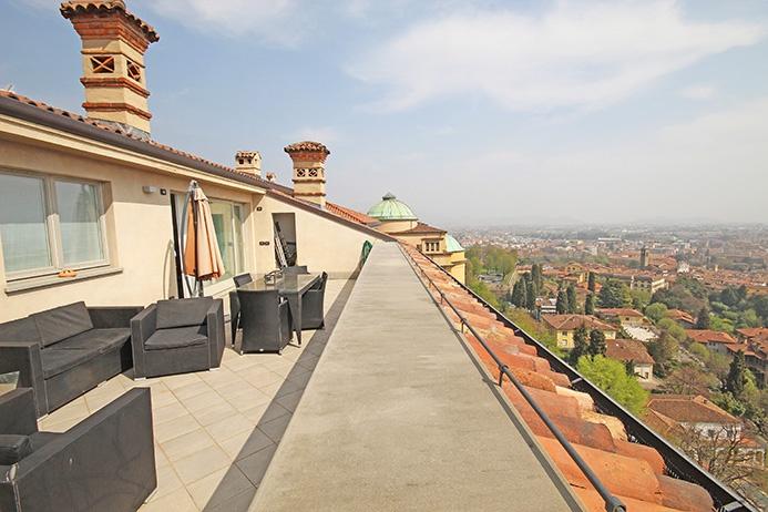 Attico in vendita a Bergamo (BG)
