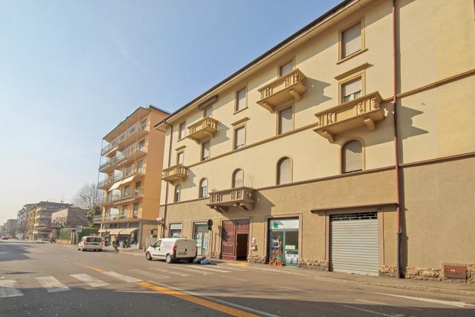 bergamo vendita quart: b.go s. caterina zona suardi studio immobiliare valle - flaminia s.r.l.
