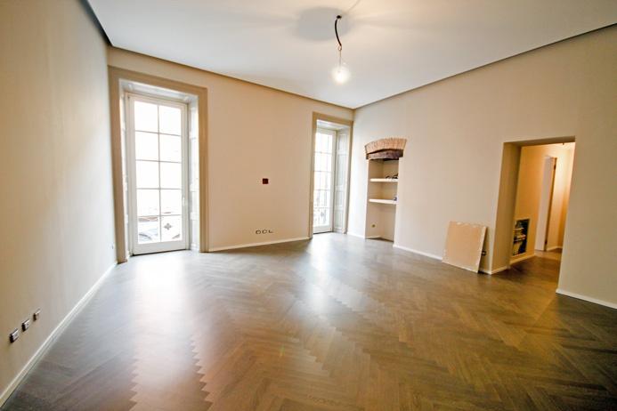 appartamento bergamo vendita  centrale di pregio  studio immobiliare valle - flaminia s.r.l.