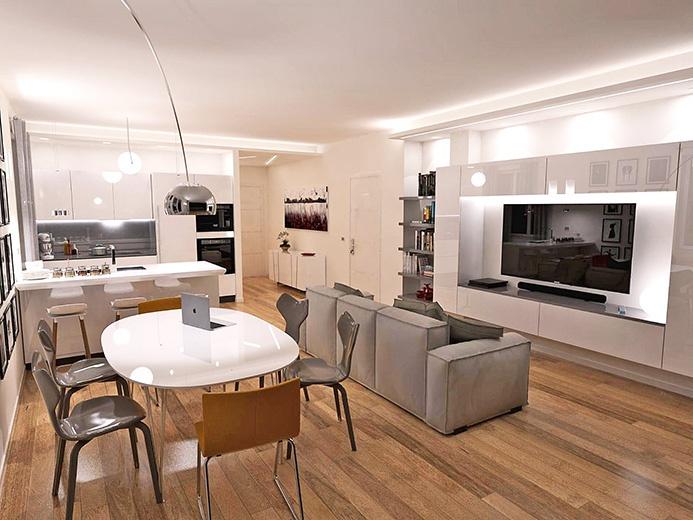 Appartamento in vendita Ponteranica