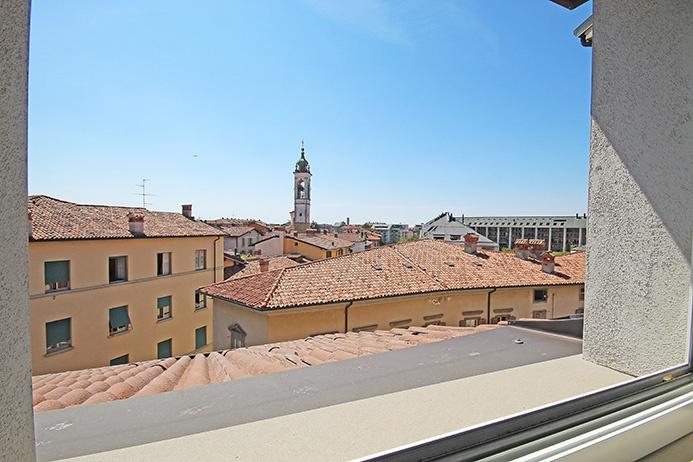 Attico / Mansarda in affitto a Bergamo, 3 locali, prezzo € 1.200 | PortaleAgenzieImmobiliari.it
