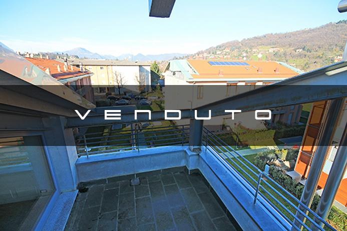 Attico / Mansarda in vendita a Bergamo, 3 locali, prezzo € 215.000   PortaleAgenzieImmobiliari.it