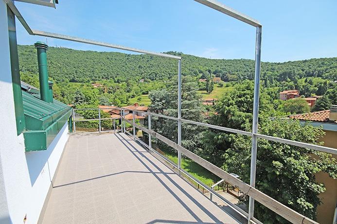 Attico / Mansarda in vendita a Bergamo, 4 locali, prezzo € 253.000   PortaleAgenzieImmobiliari.it