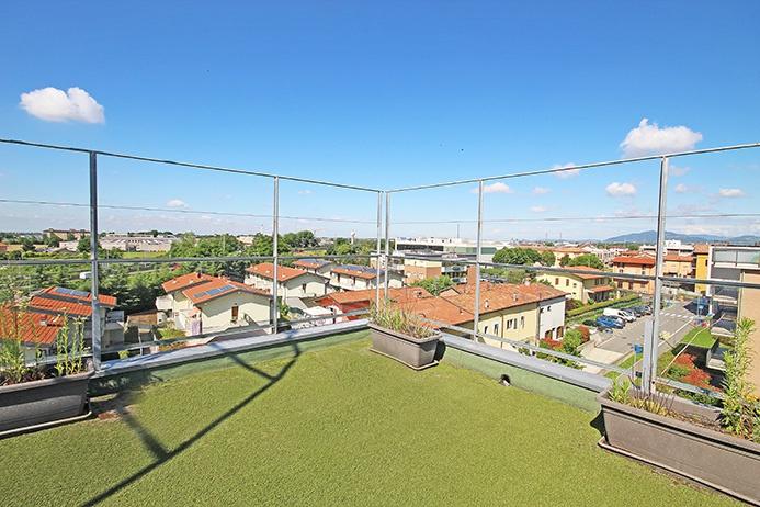 Attico / Mansarda in vendita a Bergamo, 4 locali, prezzo € 195.000 | PortaleAgenzieImmobiliari.it