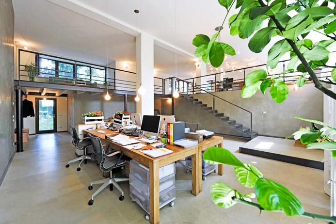 Ufficio BERGAMO BGBUR310AFF