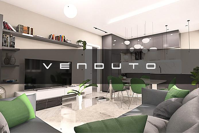 Appartamento in vendita a Torre Boldone, 3 locali, prezzo € 143.000 | PortaleAgenzieImmobiliari.it