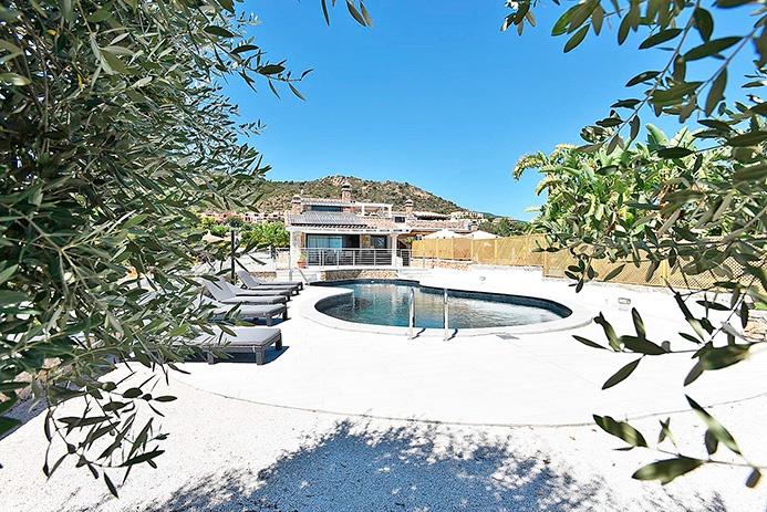 Villa singola PULA PULAISMOL250AFF