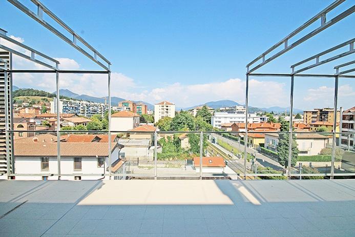 Attico / Mansarda in vendita a Bergamo, 7 locali, prezzo € 765.000   PortaleAgenzieImmobiliari.it