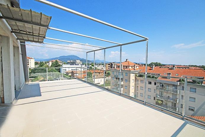 Attico / Mansarda in vendita a Bergamo, 3 locali, prezzo € 265.000   PortaleAgenzieImmobiliari.it