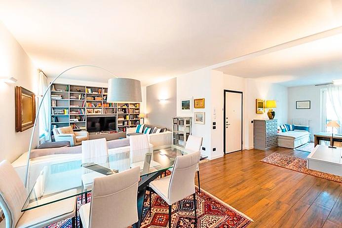 Appartamento in affitto a Bergamo, 2 locali, prezzo € 1.200 | PortaleAgenzieImmobiliari.it
