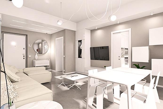 Appartamento in vendita a Torre Boldone, 3 locali, prezzo € 209.000 | PortaleAgenzieImmobiliari.it