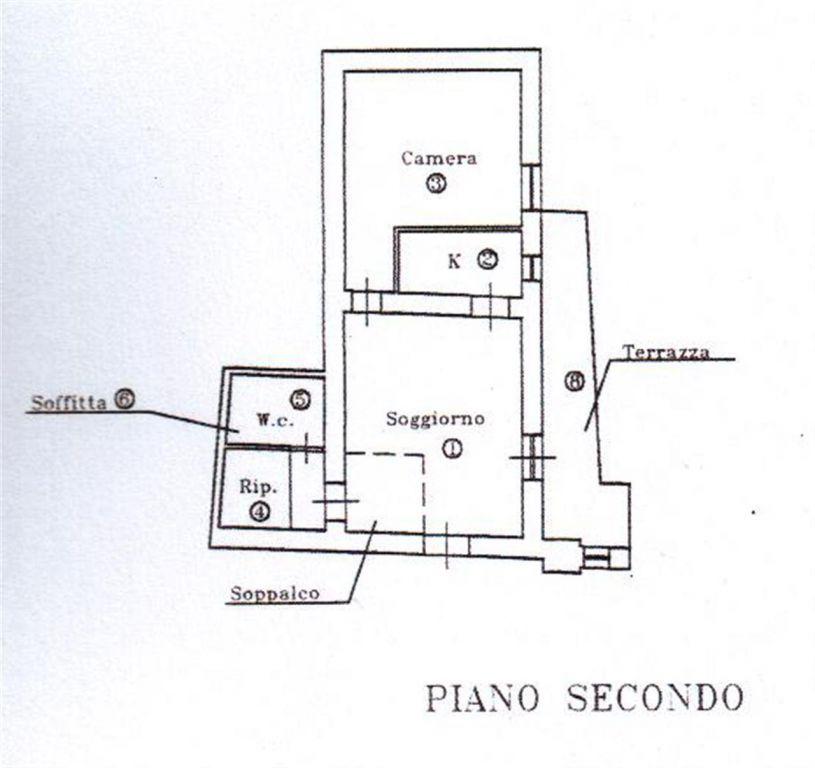 Bilocale Grosseto Piazza Padre Giovanni Da San Guglielmo 3