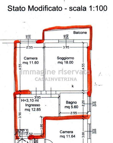 Vendita  bilocale Grosseto Via Xxiv Maggio 1 885852