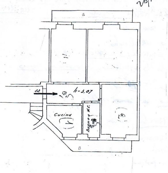 Appartamento quadrilocale in vendita a Roma (RM)