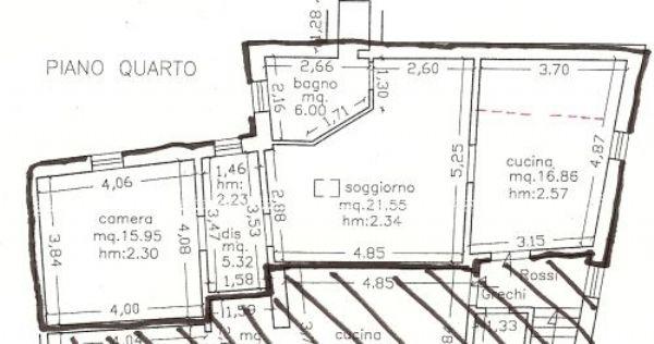 Vendita  bilocale Grosseto Piazza Dante 1 885842
