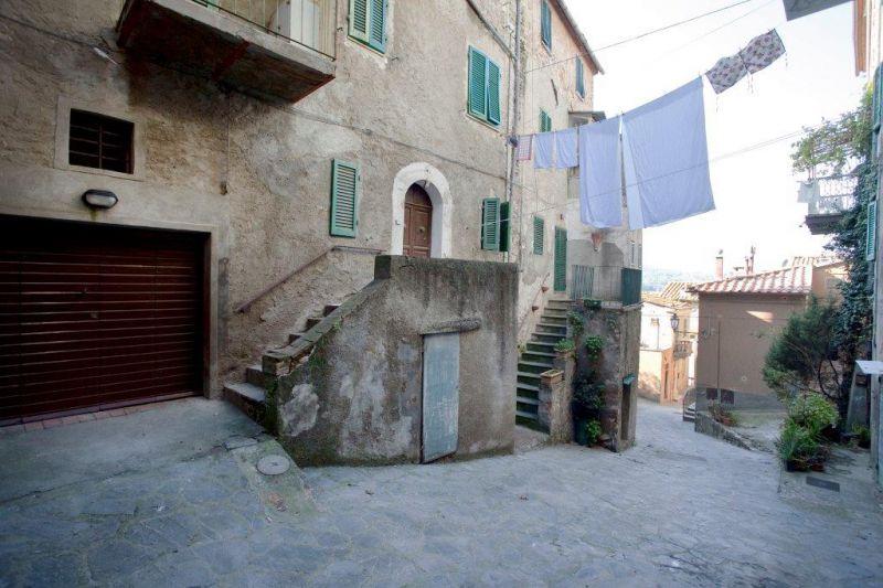 Soluzione Indipendente in vendita a Cinigiano, 2 locali, zona Località: DELLA OMBRONE, prezzo € 27.000 | Cambio Casa.it