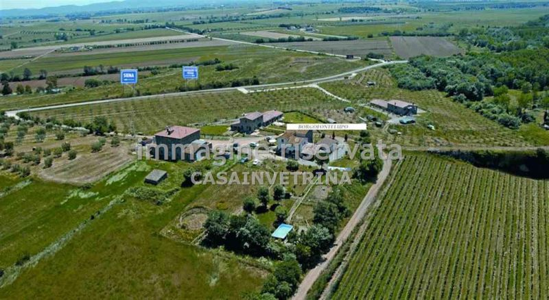 Rustico / Casale in vendita a Roccastrada, 10 locali, zona Località: RIBOLLA, prezzo € 650.000 | Cambio Casa.it