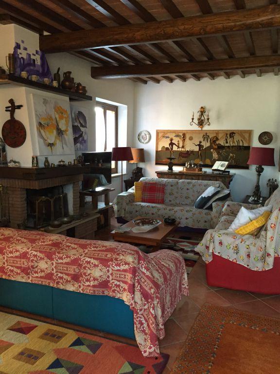 Villa a Schiera in vendita a Campagnatico, 4 locali, zona Località: MONTORSAIO, prezzo € 350.000 | Cambio Casa.it