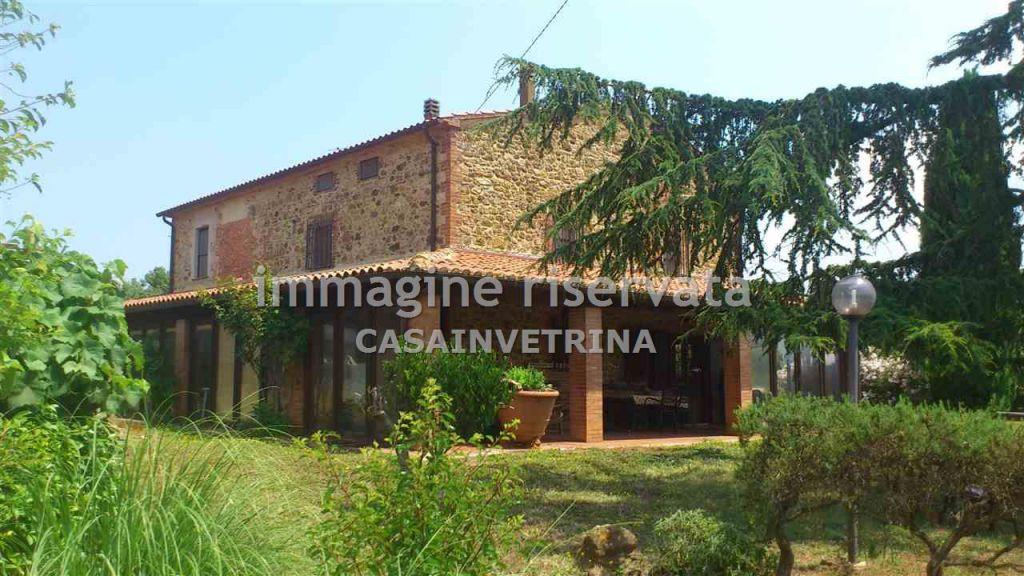 Rustico / Casale in vendita a Campagnatico, 6 locali, zona Località: CENTRO, prezzo € 750.000 | Cambio Casa.it