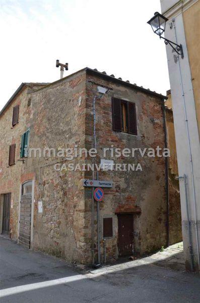 Soluzione Indipendente in vendita a Campagnatico, 3 locali, zona Località: CENTRO, prezzo € 65.000 | Cambio Casa.it