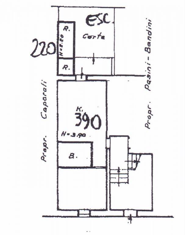 Vendita  bilocale Grosseto Via Cadorna 1 1004050