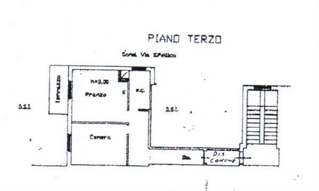 Vendita  bilocale Grosseto Via Silvio Pellico Marina Di Grosseto 1 1004052