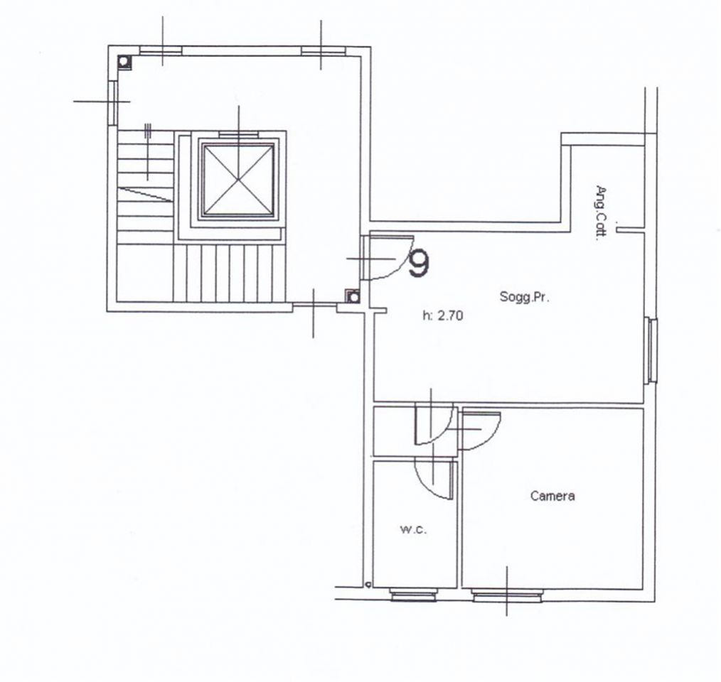 Appartamento GROSSETO CVA122