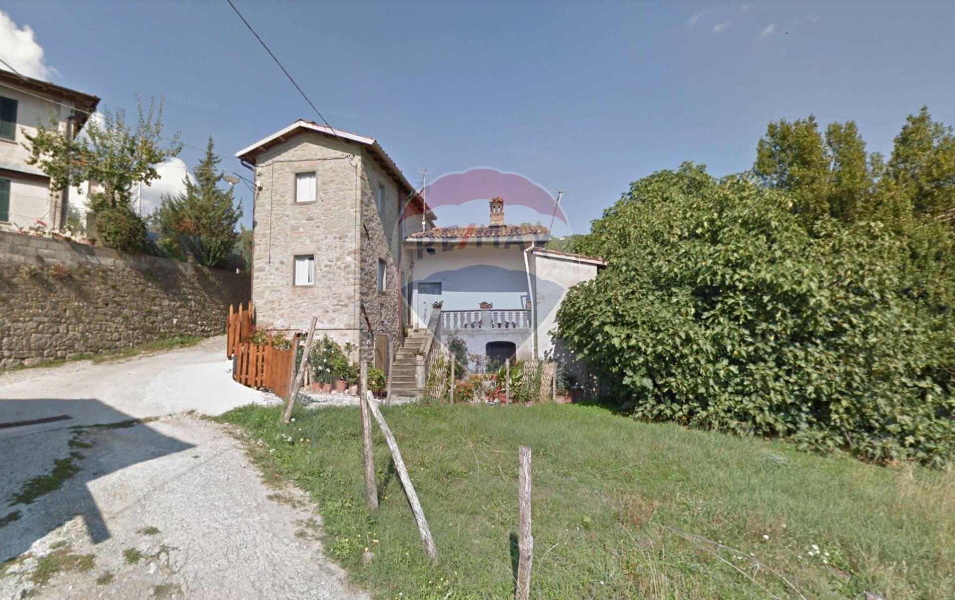 Soluzione Semindipendente in vendita a Villa Collemandina, 5 locali, prezzo € 43.000 | CambioCasa.it