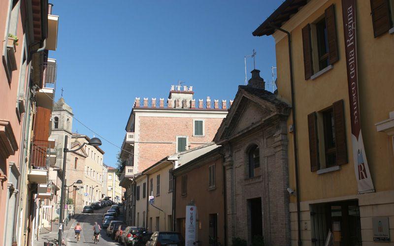 Bilocale Cattolica Via Pascoli 1