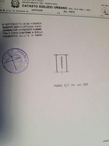 Bilocale Cattolica  8