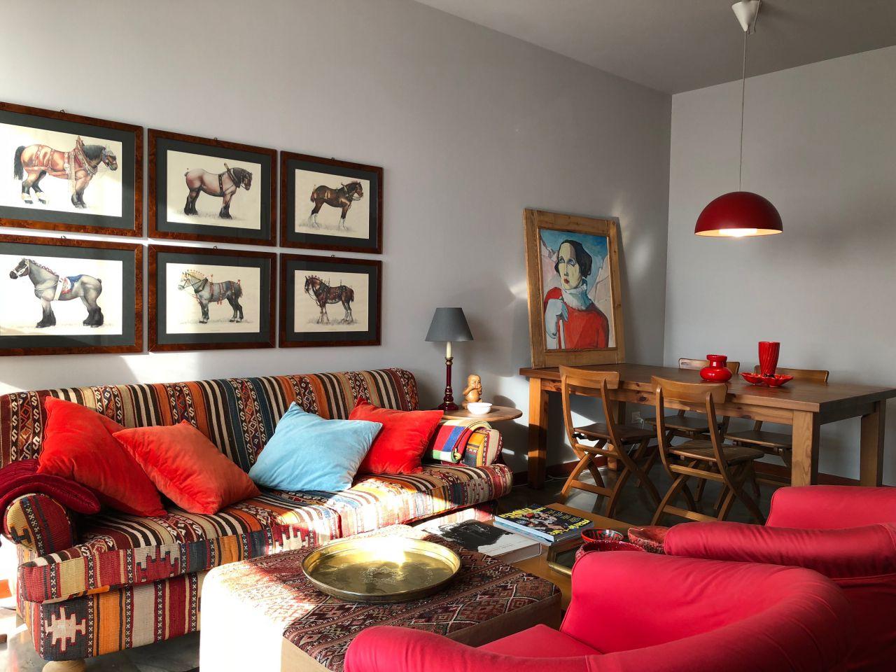 Appartamento in buone condizioni arredato in affitto Rif. 8840158