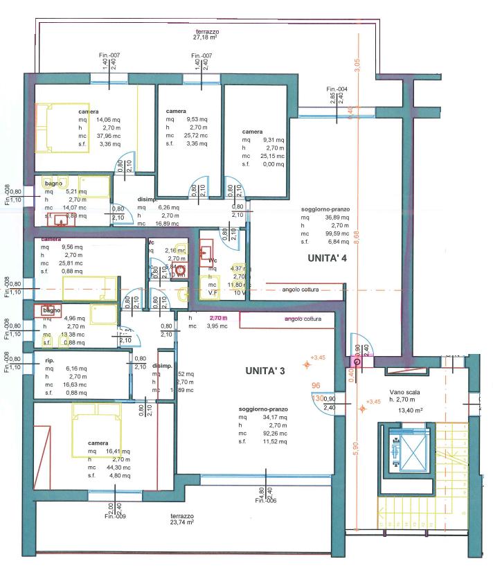 Appartamento in vendita Rif. 11931179