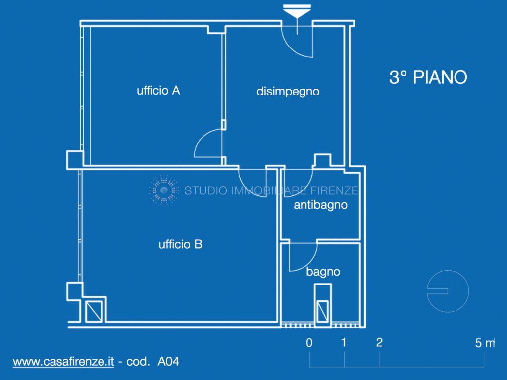 Bilocale Firenze Via Aretina 2