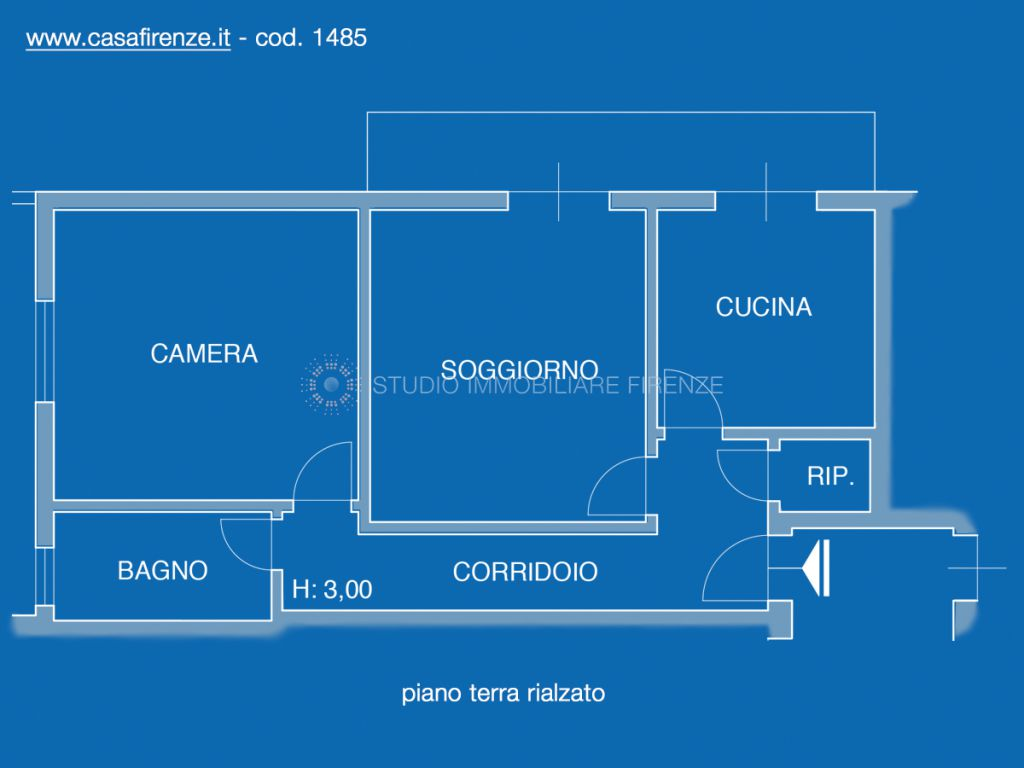 Bilocale Scandicci Via Generale Volpini 2